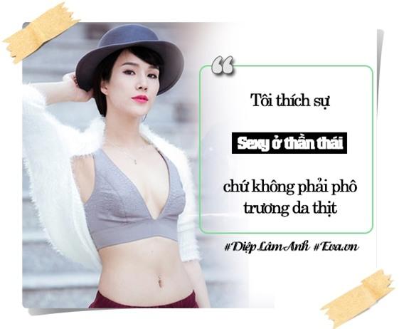 "diep lam anh: ""nguoi yeu luon dong vien giua thoi diem guong mat toi sung phu nhat"" - 5"