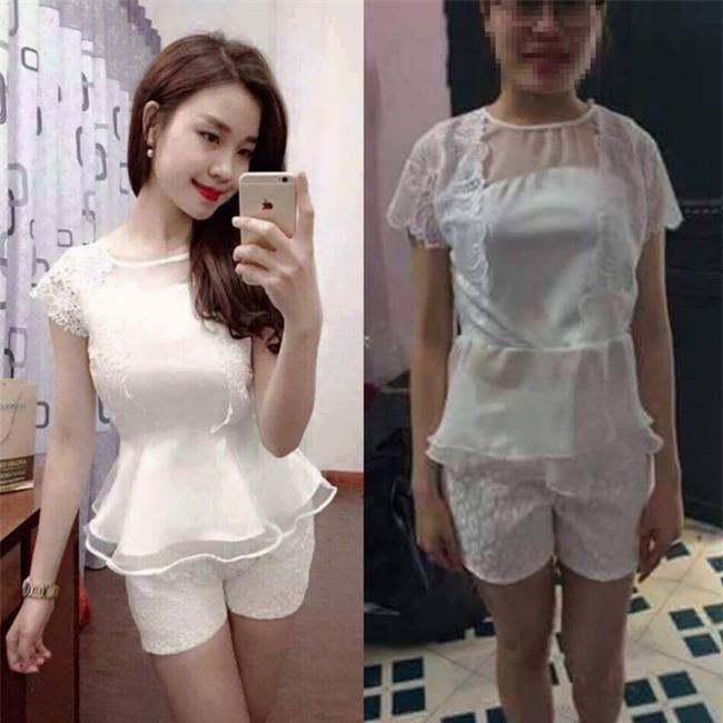 Éo le: Mua áo lưới thời trang qua mạng, cô gái bất ngờ nhận được… tấm lưới đánh cá - Ảnh 10.