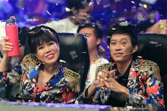 Những sao Việt nhẵn mặt trên sóng truyền hình, mở tivi kênh nào cũng thấy - Ảnh 1.