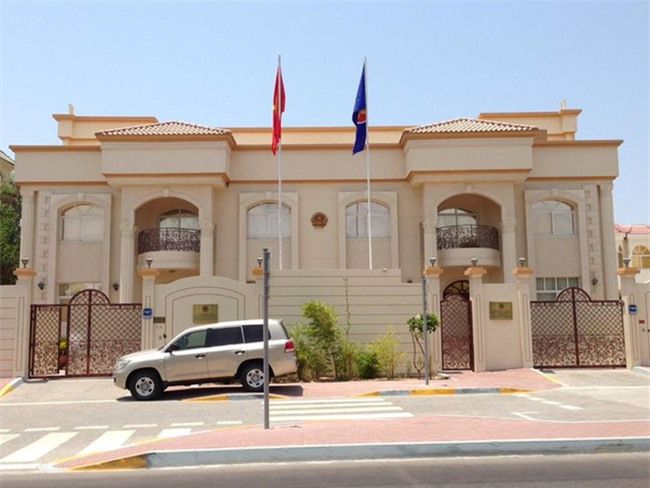 4 cô gái Việt thoát khỏi tay kẻ buôn người ở Dubai - Ảnh 1.