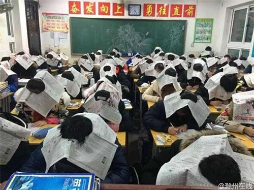 """nhung chieu chong gian lan thi cu """"chi co o trung quoc"""" hinh anh 2"""