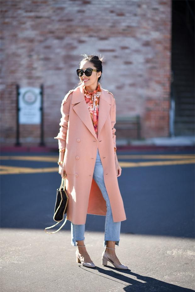 Street style những ngày đầu năm của các quý cô Châu Á có gì mới mẻ và hay ho - Ảnh 2.