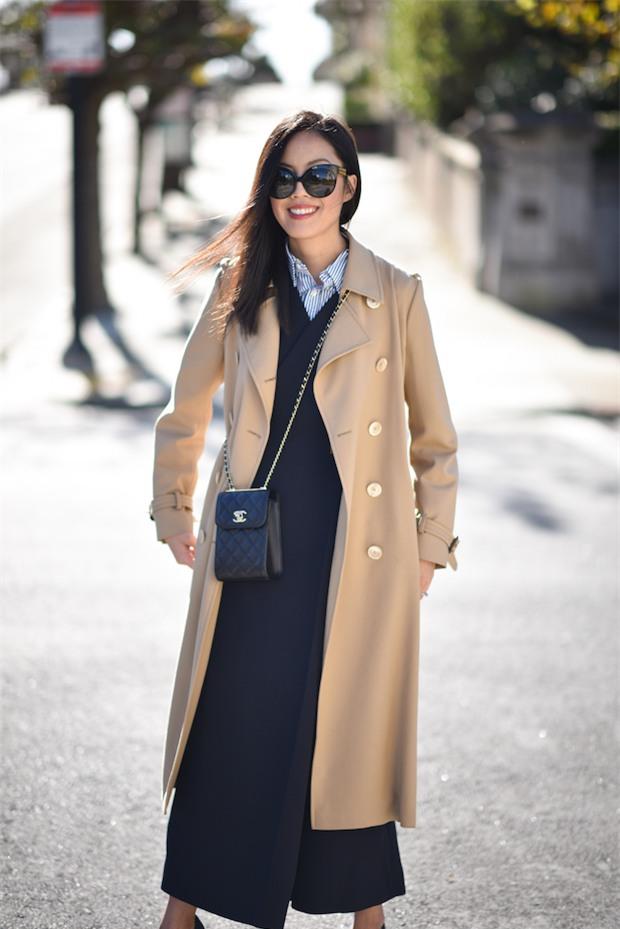 Street style những ngày đầu năm của các quý cô Châu Á có gì mới mẻ và hay ho - Ảnh 3.