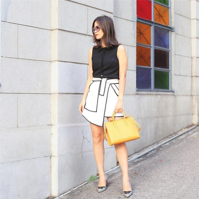 Street style những ngày đầu năm của các quý cô Châu Á có gì mới mẻ và hay ho - Ảnh 9.