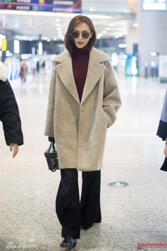 Street style những ngày đầu năm của các quý cô Châu Á có gì mới mẻ và hay ho - Ảnh 14.
