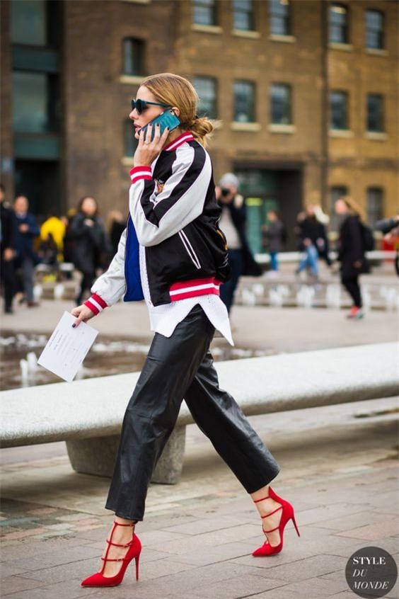 Giày cao gót và những quy tắc kết hợp màu sắc chuẩn chỉnh cùng trang phục - Ảnh 4.