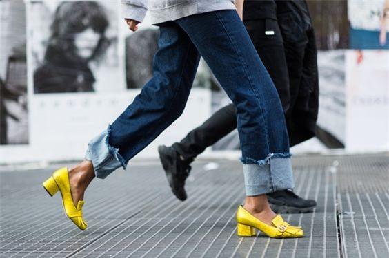 Giày cao gót và những quy tắc kết hợp màu sắc chuẩn chỉnh cùng trang phục - Ảnh 14.