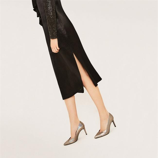 Giày cao gót và những quy tắc kết hợp màu sắc chuẩn chỉnh cùng trang phục - Ảnh 18.