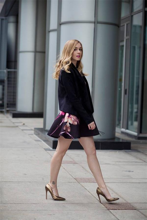 Giày cao gót và những quy tắc kết hợp màu sắc chuẩn chỉnh cùng trang phục - Ảnh 22.