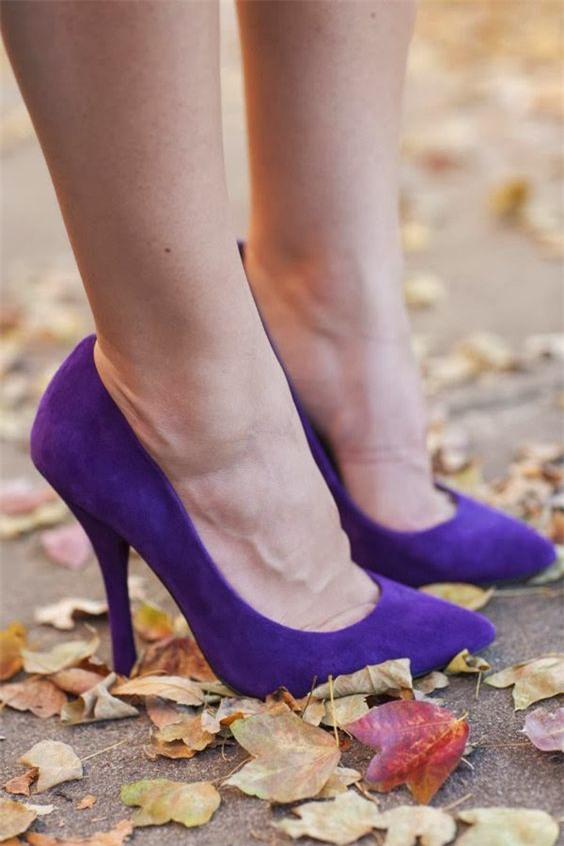Giày cao gót và những quy tắc kết hợp màu sắc chuẩn chỉnh cùng trang phục - Ảnh 25.