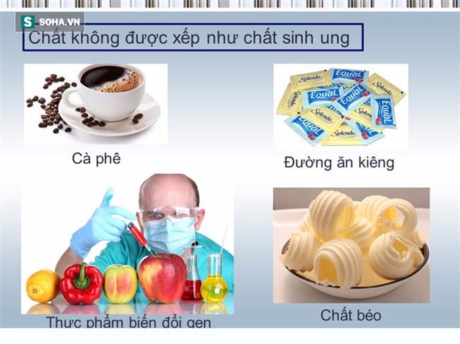 Tài liệu hướng dẫn cách ăn uống phòng chống ung thư [BS Trần Thị Anh Tường, BV Ung bướu TP.HCM] - Ảnh 11.