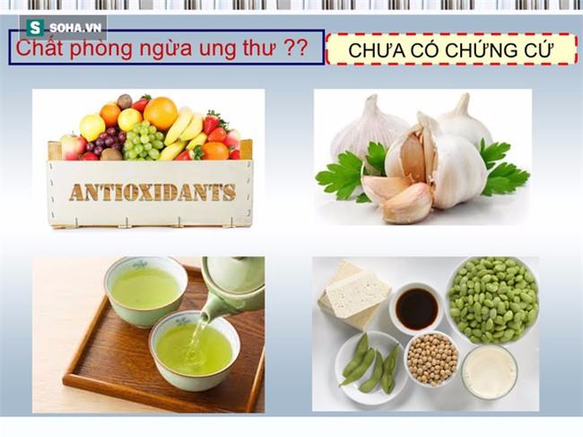 Tài liệu hướng dẫn cách ăn uống phòng chống ung thư [BS Trần Thị Anh Tường, BV Ung bướu TP.HCM] - Ảnh 12.