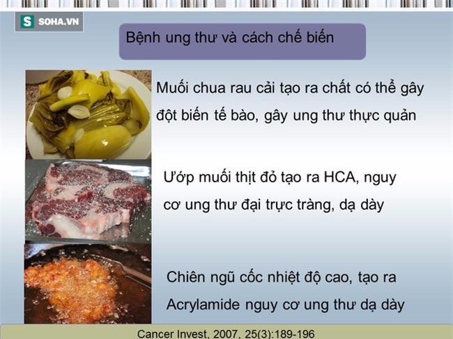 Tài liệu hướng dẫn cách ăn uống phòng chống ung thư [BS Trần Thị Anh Tường, BV Ung bướu TP.HCM] - Ảnh 13.