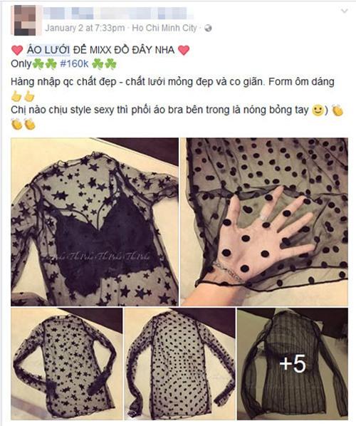 khong phai tham hoa online dau, chiec ao nay dang hot nhat cac shop thoi trang - 4