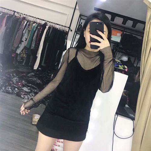 khong phai tham hoa online dau, chiec ao nay dang hot nhat cac shop thoi trang - 9