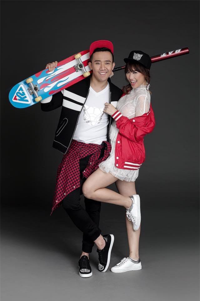 Hé lộ loạt ảnh cưới chưa từng công bố của Trấn Thành - Hari Won - Ảnh 15.