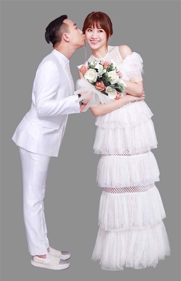 Hé lộ loạt ảnh cưới chưa từng công bố của Trấn Thành - Hari Won - Ảnh 17.