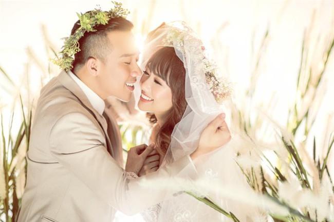 Hé lộ loạt ảnh cưới chưa từng công bố của Trấn Thành - Hari Won - Ảnh 2.