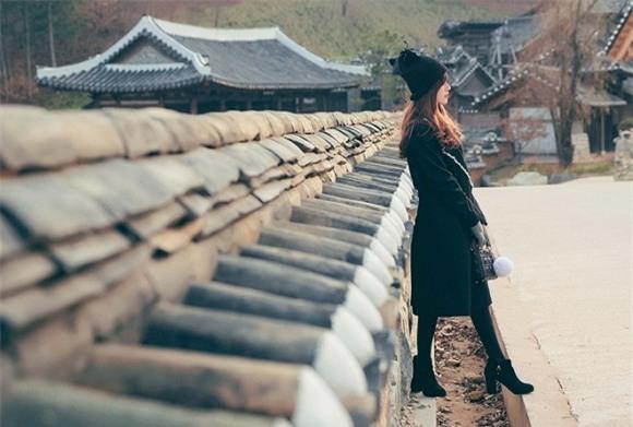 Midu ở Hàn Quốc 2