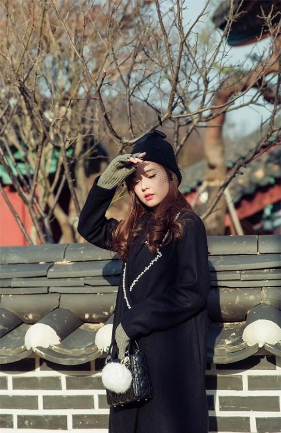 Midu ở Hàn Quốc 6