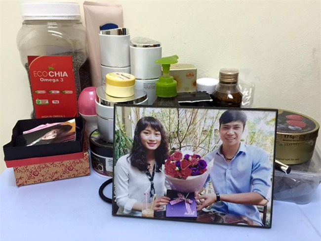 Hoa khôi bóng chuyền Trần Thị Thảo lên xe hoa - Ảnh 5.