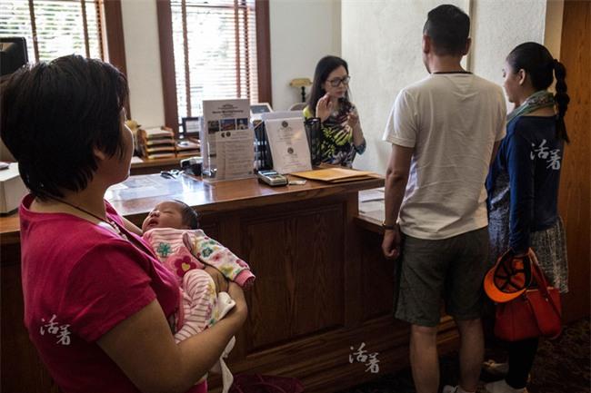 Sinh con trên đất Mỹ và giấc mộng đổi đời của những bà mẹ Trung Quốc - Ảnh 11.