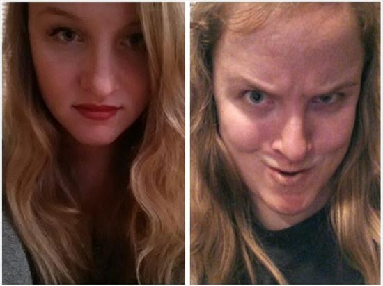 Ranh giới giữa ngự tỷ và quái vật khi selfie là vô cùng mỏng manh - Ảnh 27.