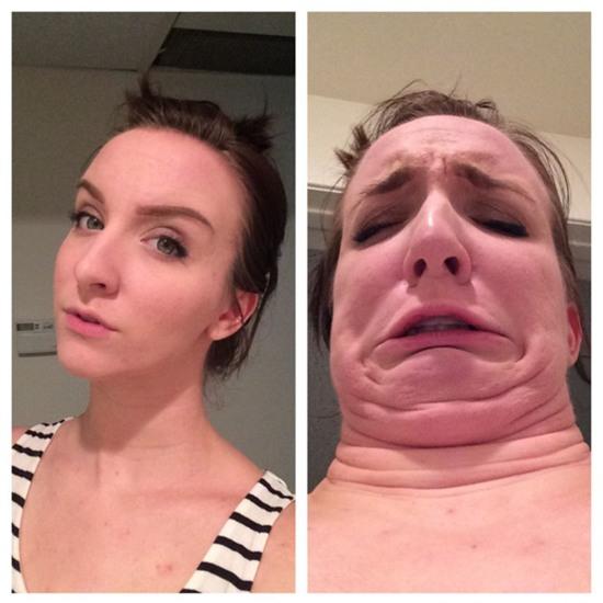 Ranh giới giữa ngự tỷ và quái vật khi selfie là vô cùng mỏng manh - Ảnh 17.