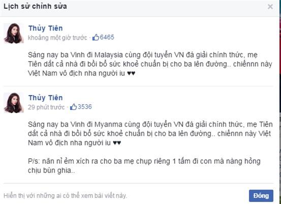 "so vo doi, cong vinh ""nhac kheo"" thuy tien: bong da la viec dan ong hinh anh 3"