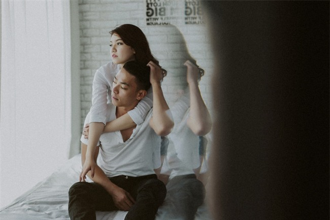 Mới quen nhau 15 ngày, cặp đôi đã khoe ảnh tình yêu táo bạo, nóng bỏng - Ảnh 8.