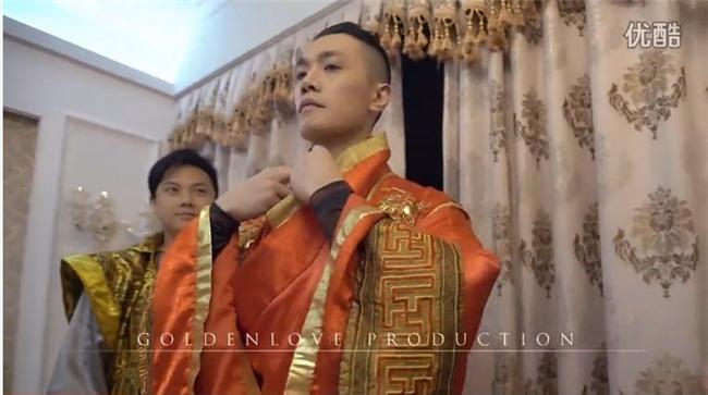 Đám cưới xa xỉ ngập tràn vàng, siêu xe của con trai đại gia Macao