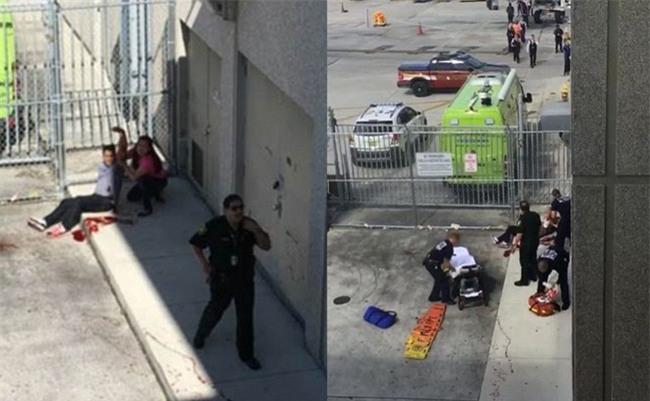 Hiện trường xả súng đẫm máu, hỗn loạn ở sân bay Mỹ khiến ít nhất 5 người thiệt mạng - Ảnh 3.