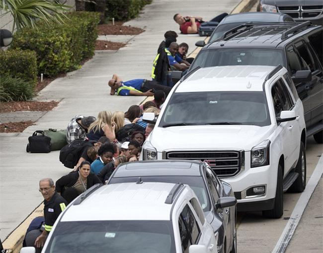 Hiện trường xả súng đẫm máu, hỗn loạn ở sân bay Mỹ khiến ít nhất 5 người thiệt mạng - Ảnh 7.