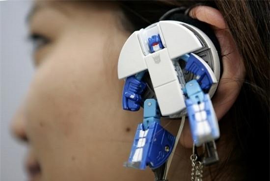 8 chiếc tai nghe siêu bựa sẽ khiến bạn há hốc mồm khi ngắm - Ảnh 1.