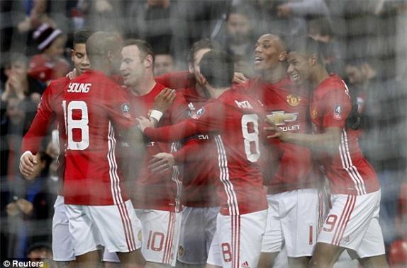 Man Utd giành chiến thắng 4 sao ở Cúp FA - Ảnh 3.