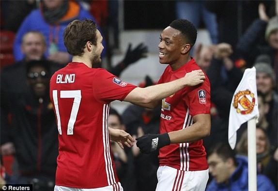 Man Utd giành chiến thắng 4 sao ở Cúp FA - Ảnh 6.
