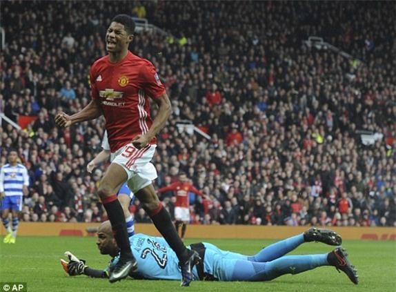 Man Utd giành chiến thắng 4 sao ở Cúp FA - Ảnh 8.
