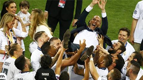 7 yếu tố mang tới thành công cho Zidane tại Real
