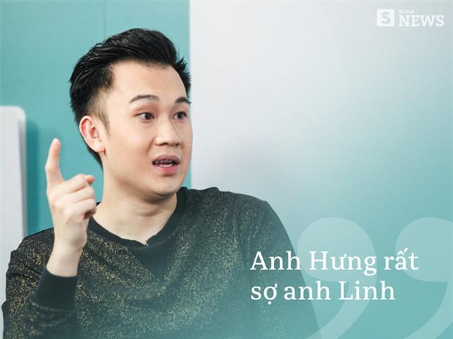 Dương Triệu Vũ lần đầu thừa nhận tình yêu với Đàm Vĩnh Hưng - Ảnh 2.
