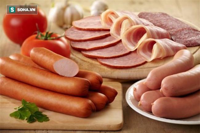 Top 5 thực phẩm ngon ở miệng, hại toàn thân, ai cũng nên hạn chế ăn nhiều - Ảnh 2.