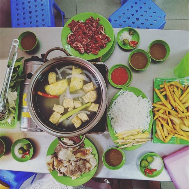 5 quán lẩu bò nhúng dấm ngon nức tiếng mà giá lại bình dân ở Hà Nội - Ảnh 10.
