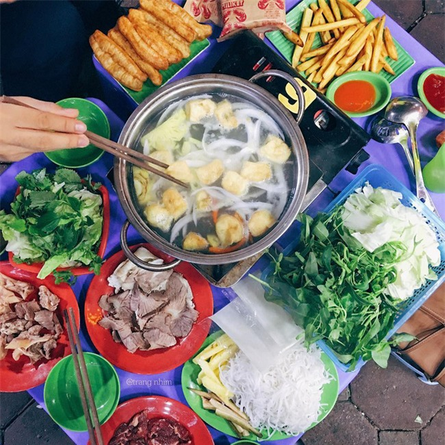 5 quán lẩu bò nhúng dấm ngon nức tiếng mà giá lại bình dân ở Hà Nội - Ảnh 11.