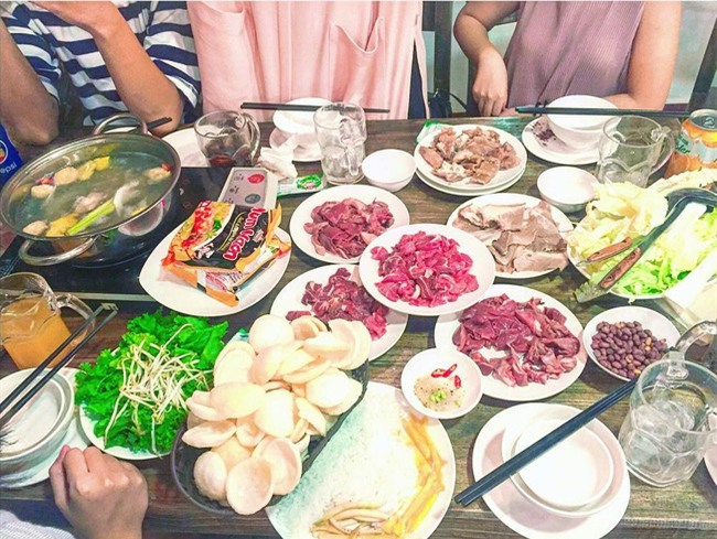 5 quán lẩu bò nhúng dấm ngon nức tiếng mà giá lại bình dân ở Hà Nội - Ảnh 5.