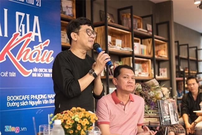 NSUT Huu Chau: 'Xem the gioi dong vat con hon xem game show' hinh anh 2