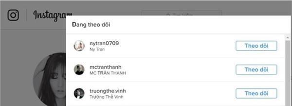 Quan sát hoạt động mạng xã hội của Hy Shin, trên mạng xã hội Facebook, cô nàng chỉ có bạn chung với Hari Won và Trương Thế Vinh. Còn trên Instagram, Hy Shin theo dõi Trấn Thành và Trương Thế Vinh. Như vậy, ngoài haingười bạn thân thì Trương Thế Vinh là gương mặt thân quen của V-biz xuất hiện trong danh sách bạn bè của cô gái này. - Tin sao Viet - Tin tuc sao Viet - Scandal sao Viet - Tin tuc cua Sao - Tin cua Sao