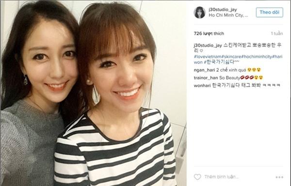 Hy Shin - bạn thân của Hari Won - Tin sao Viet - Tin tuc sao Viet - Scandal sao Viet - Tin tuc cua Sao - Tin cua Sao