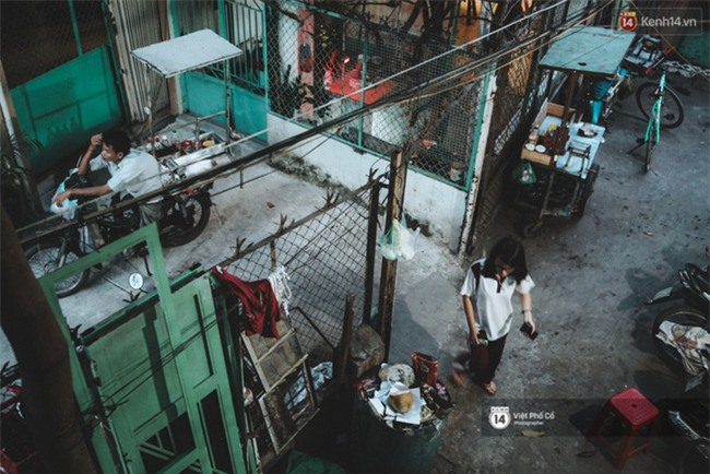Xe hàng rong 25 năm và một tổ ấm đơn sơ của anh gù nhà thờ Đức Bà Sài Gòn - Ảnh 5.