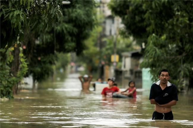 Thai Lan lut do mua trai mua, 25 nguoi thiet mang hinh anh 2