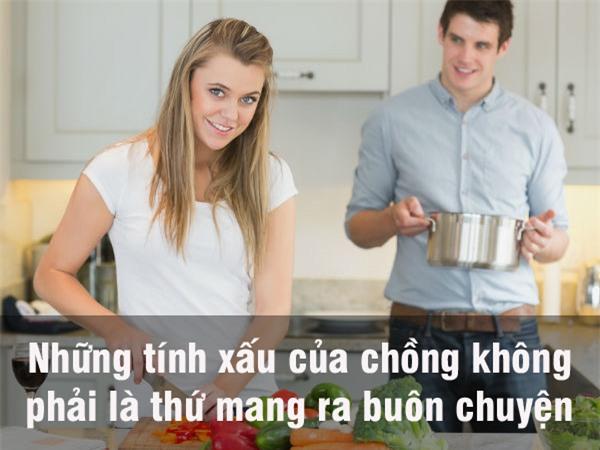 """5 dieu ve chong, cam tiet vo mang ra """"buon chuyen"""" - 5"""