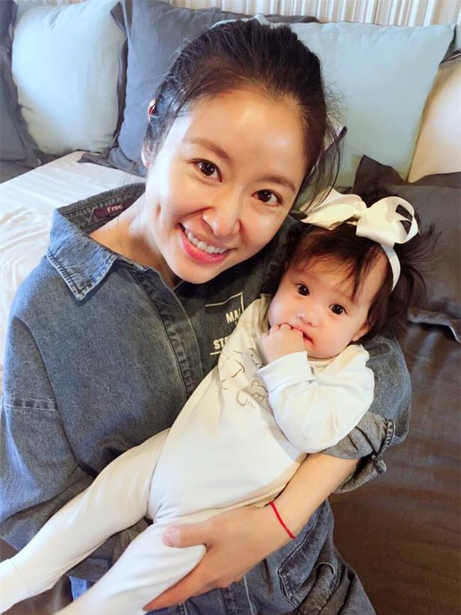4 ngày sau khi sinh, Lâm Tâm Như đã muốn mang bầu thêm lần nữa - Ảnh 4.